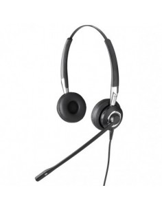 Jabra BIZ? 2400 Duo USB NOUVELLE GENERATION MS Lync Mic. 82 E-STD. Antibruit