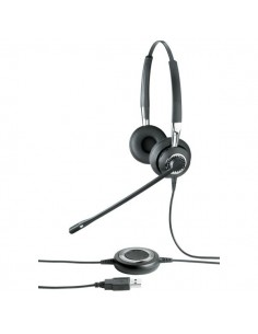 Jabra BIZ 2400 II Duo Antibruit USB - Bluetooth