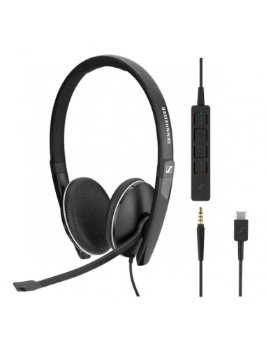 EPOS SC165 - USB-C et Jack 3.5 mm