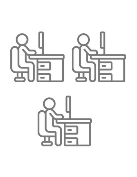Casque anti bruit open space