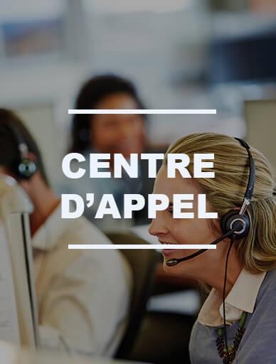 casque centre d'appel